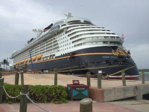 Disney Dream 2015 Castaway Cay