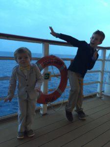 Disney Dream Cruise Ship - Deck 4