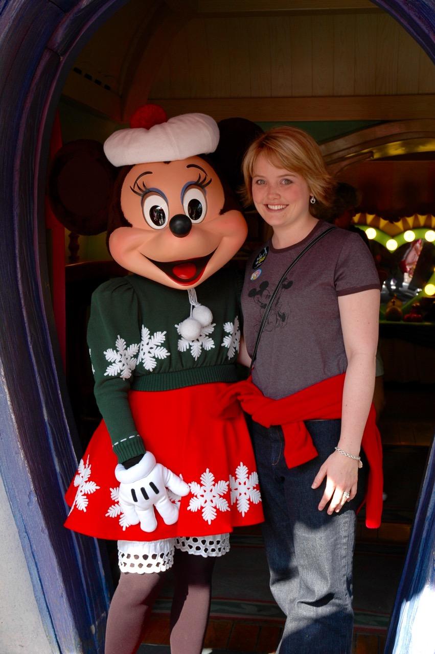 Disneyland Park Minnie