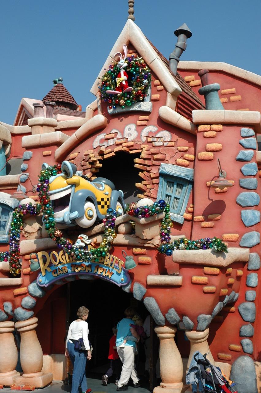 Disneyland Park Toontown