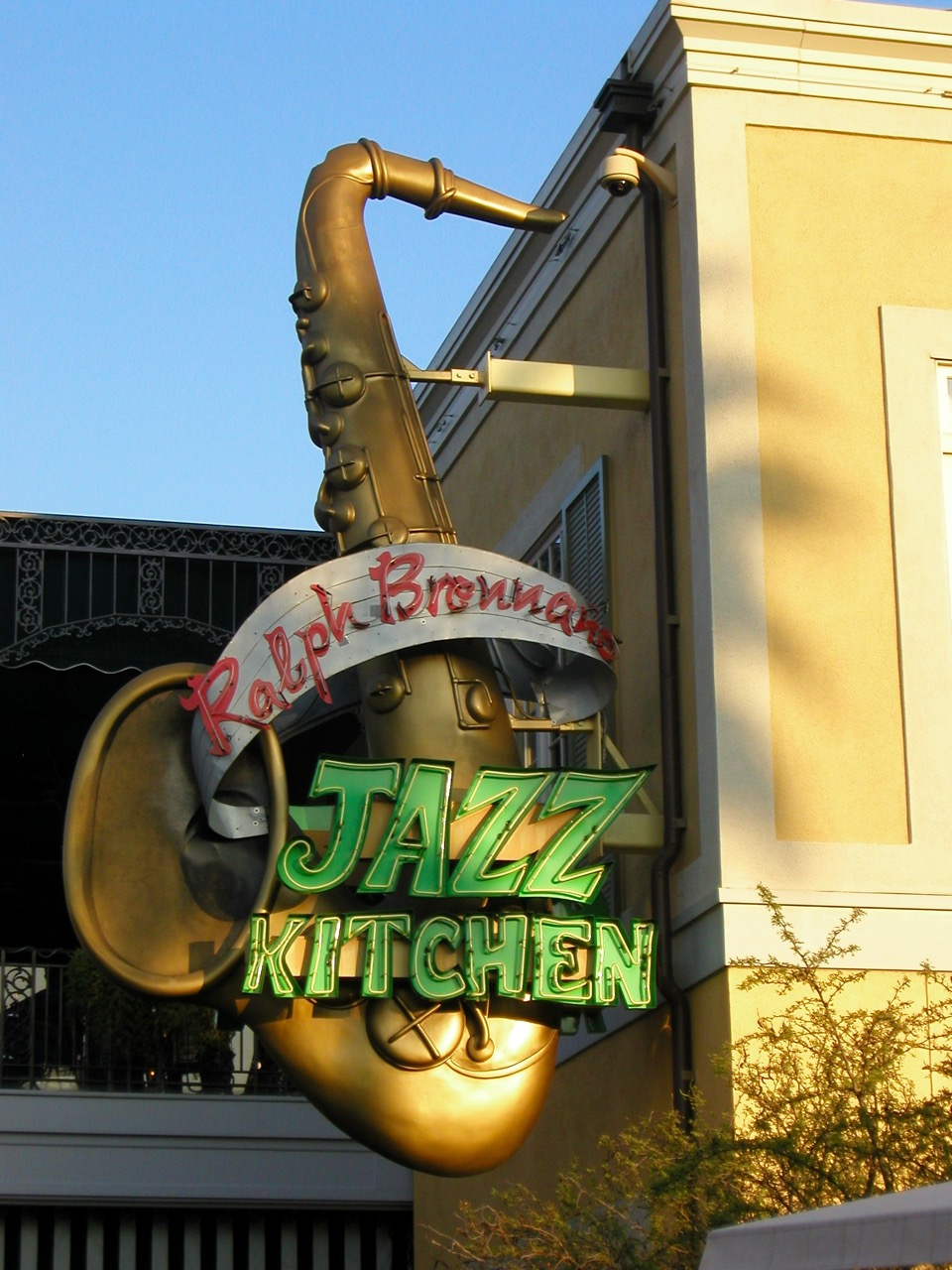 Ralph Brennan's Jazz Kitchen Downtown Disney