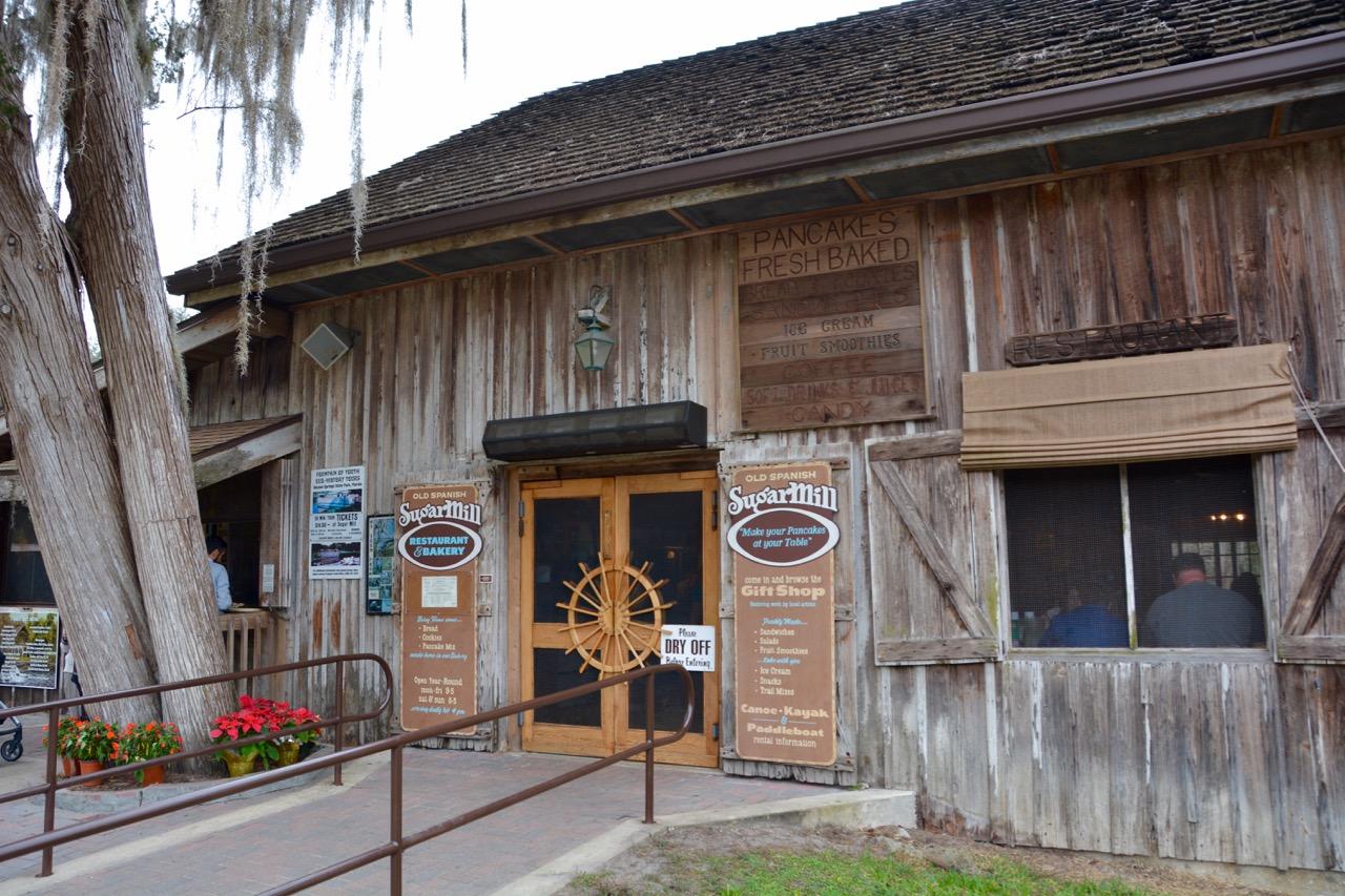 The Old Spanish Sugar Mill Restaurant De Leon Springs FL