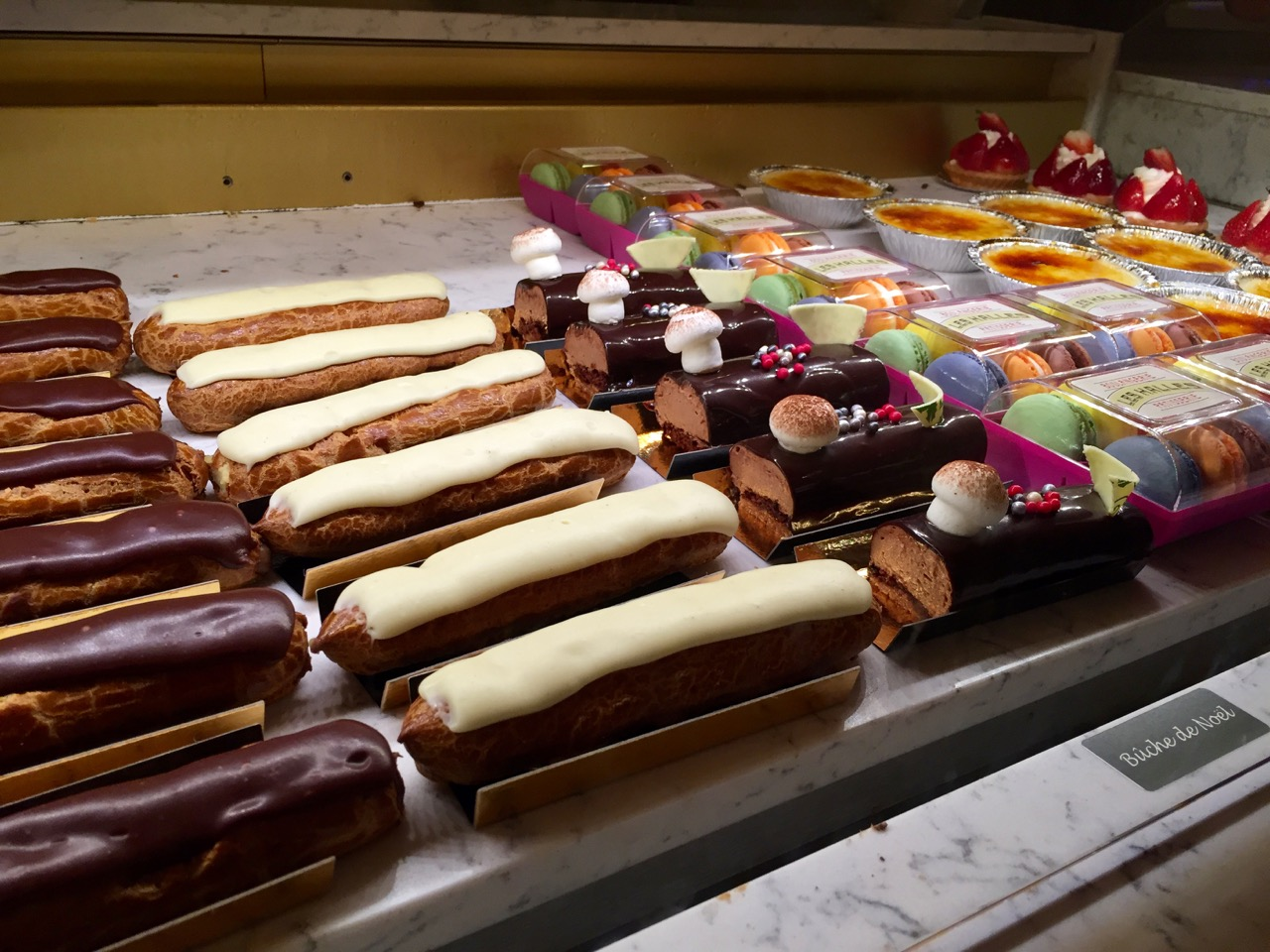 Epcot Desserts at France
