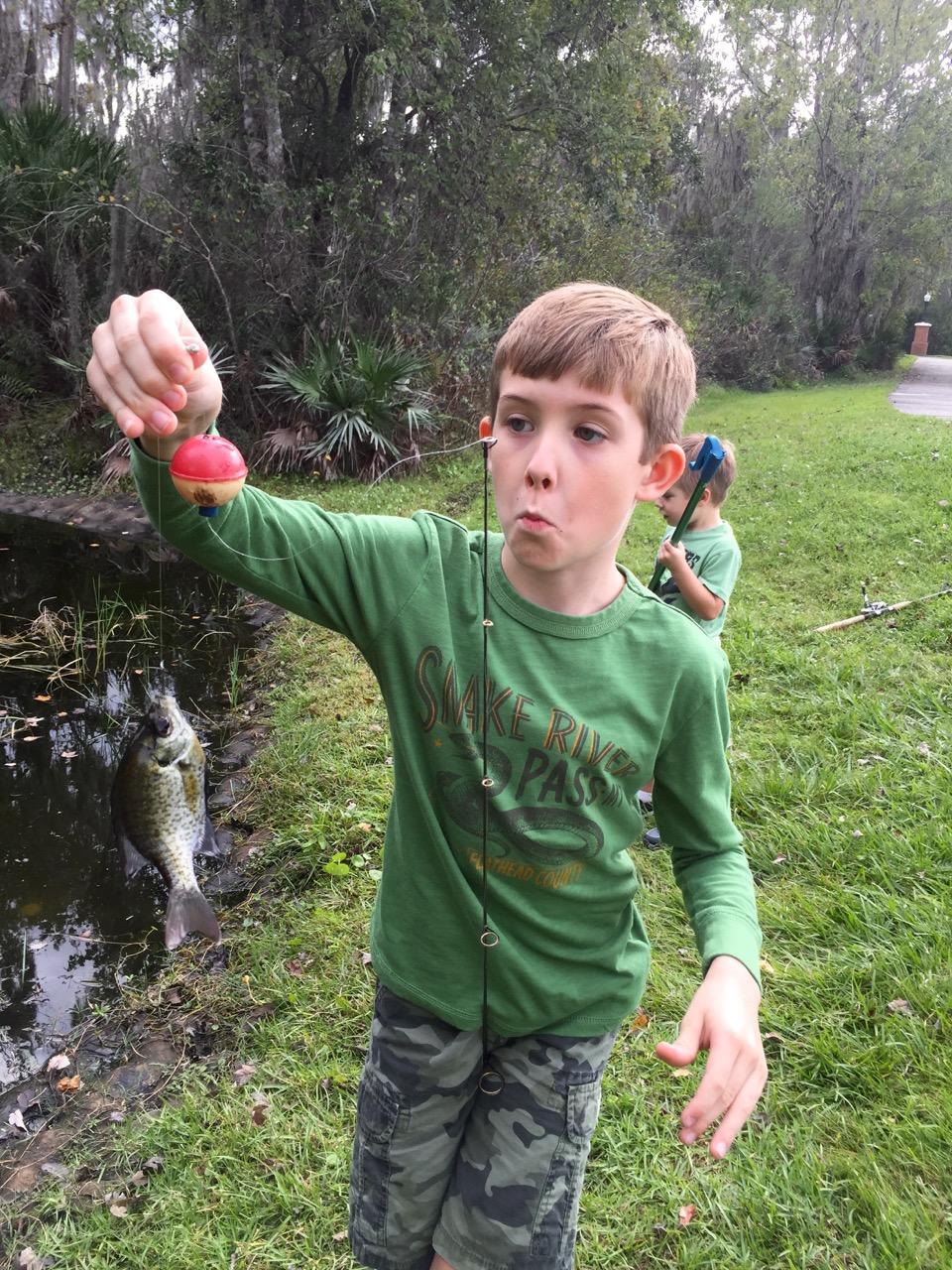 Fishing in Orlando FL