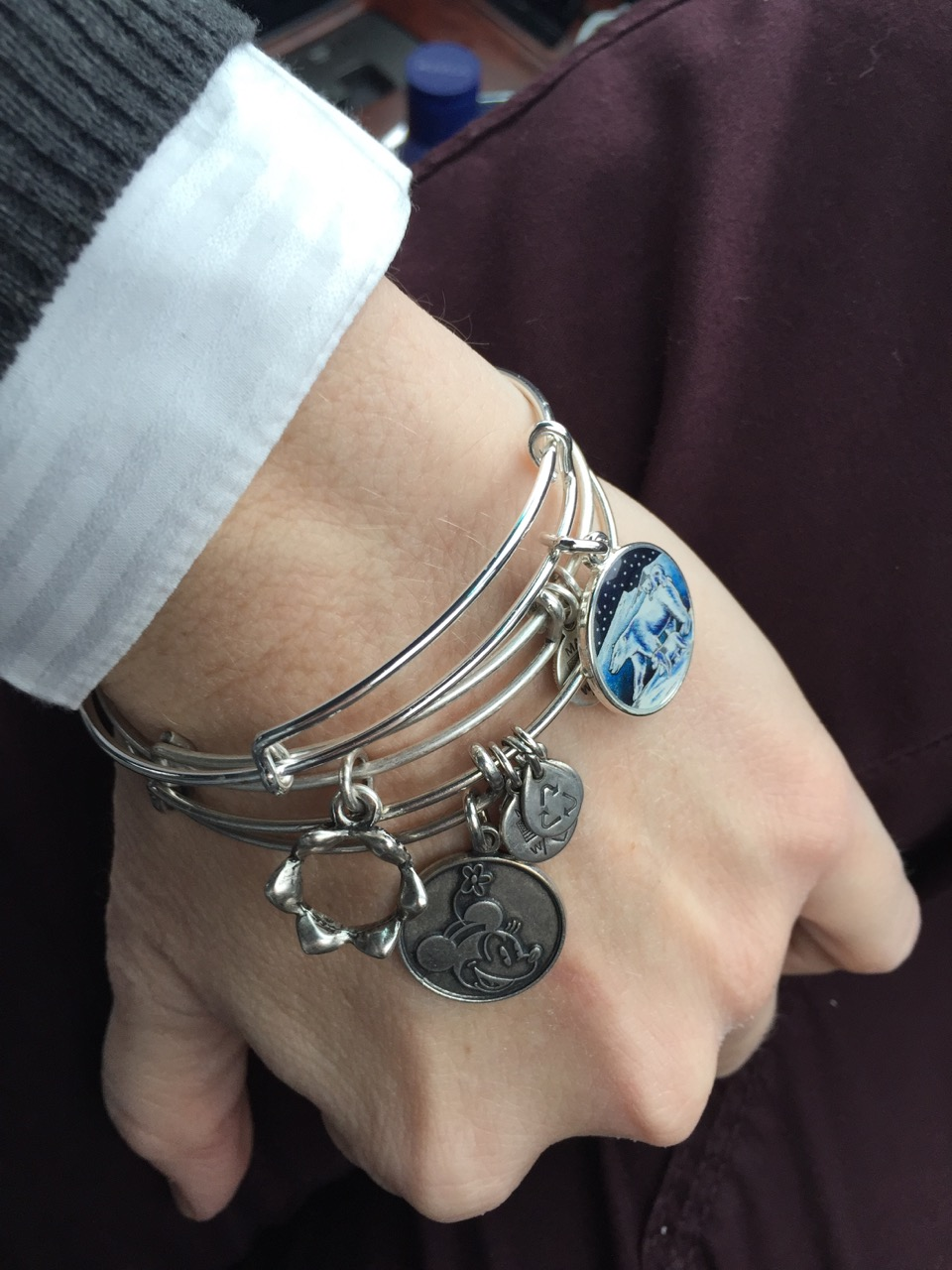 Alex and Ani Bracelet Collection