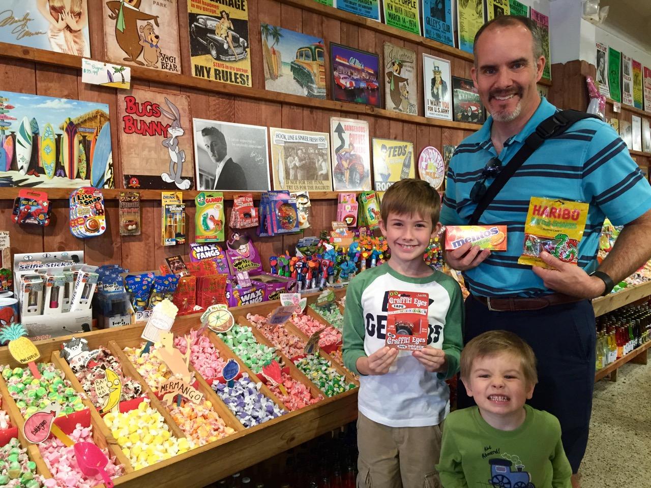 Rocket Fizz Soda Pop & Candy Shop Winter Park FL
