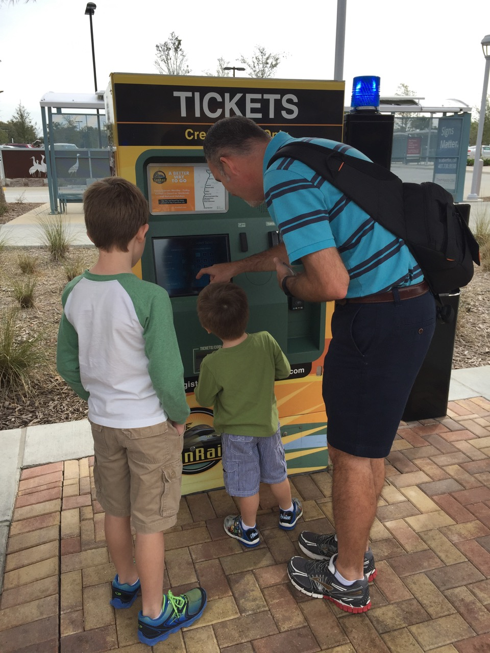 Sunrail Sand Lake Road Tickets