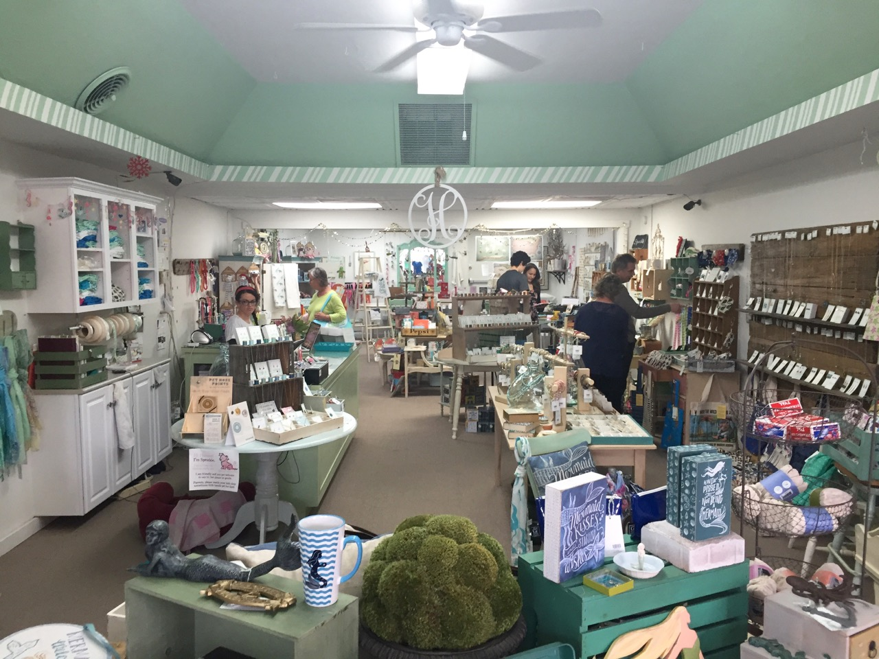 The Mint Mermaid Shop Cocoa Village FL