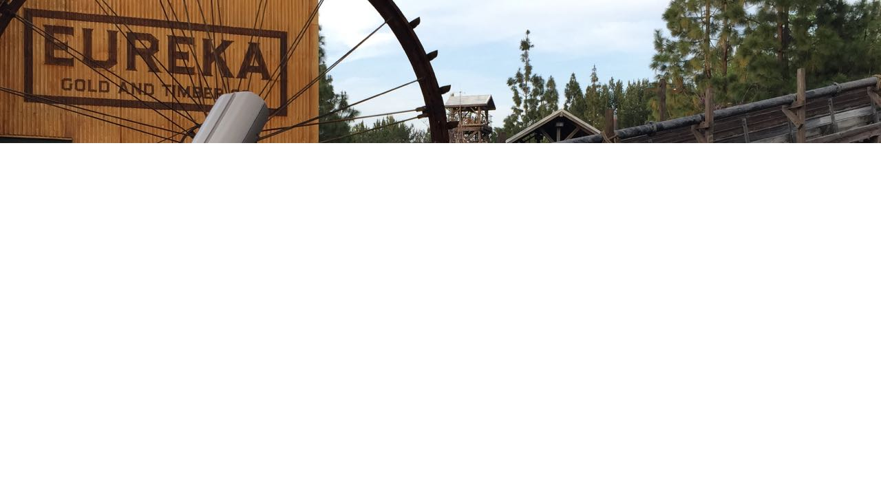 Grizzly River Rapids Lookout