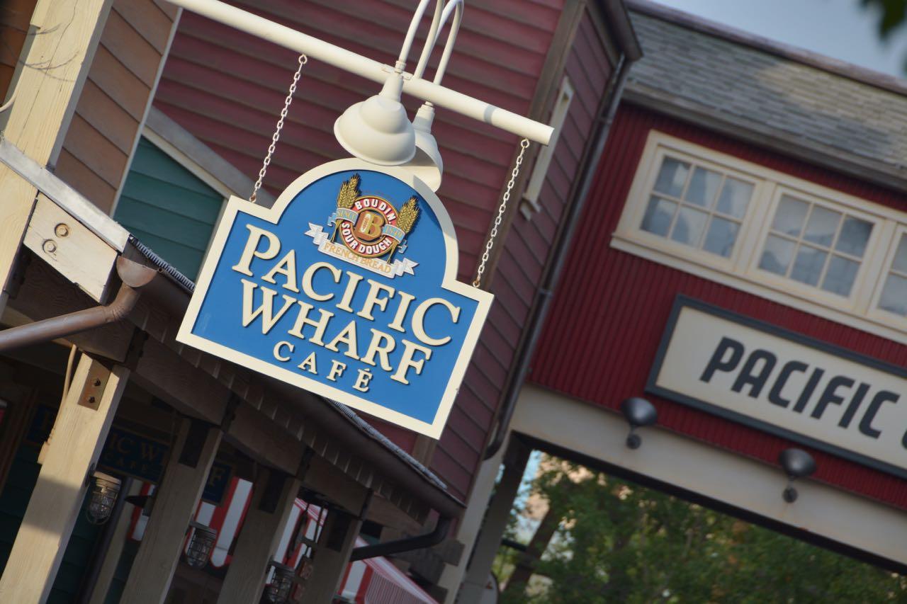 Pacific Wharf Cafe Disney's California Adventure Park
