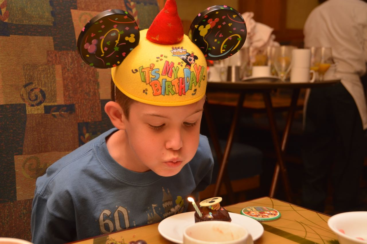 Storytellers Cafe Character Birthday Breakfast