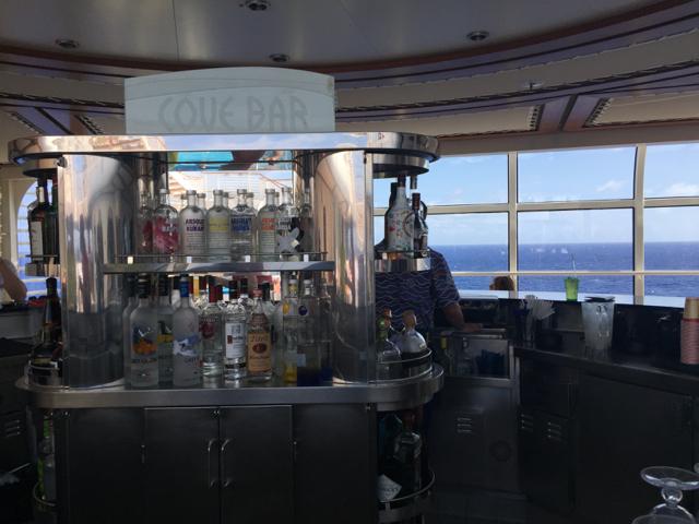 Disney Fantasy Cruise Cove Bar