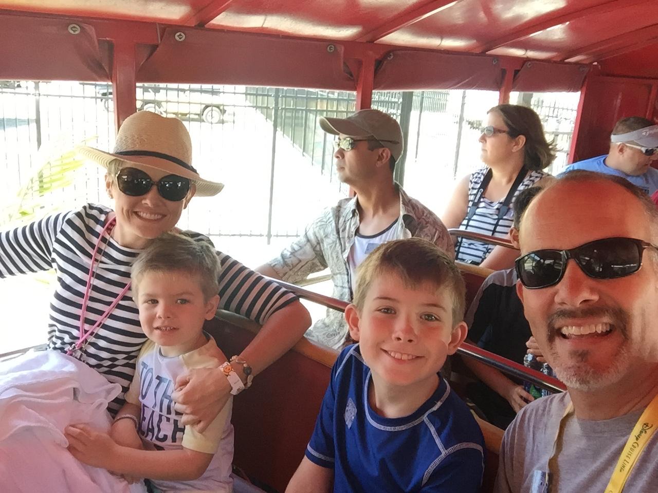 Disney Fantasy Cruise - Tortola Bus Tour