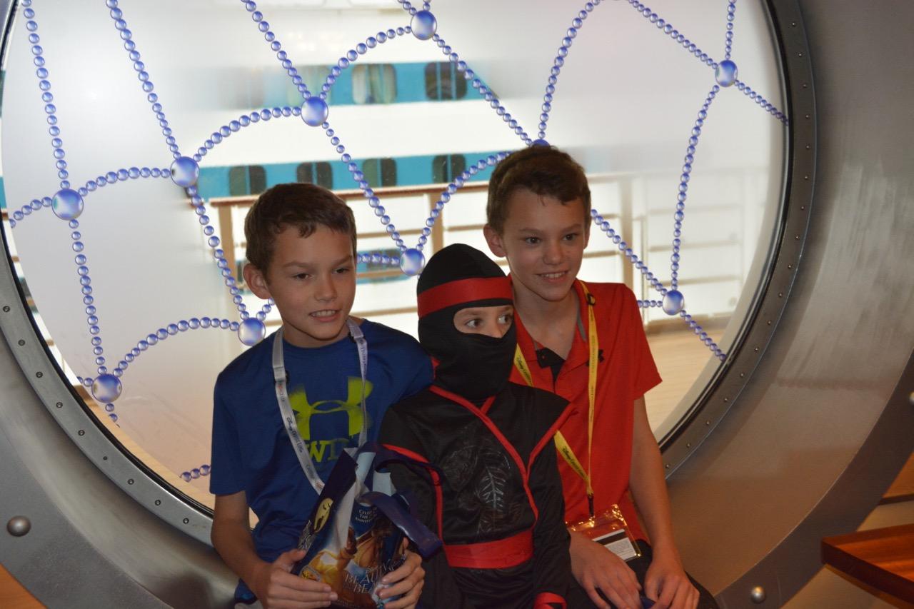 Disney Dream Halloween on the High Seas Costumes