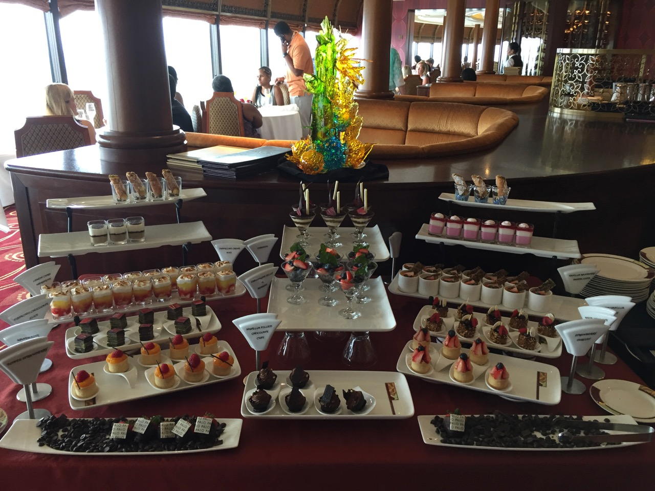 Disney Dream Palo Brunch Buffet
