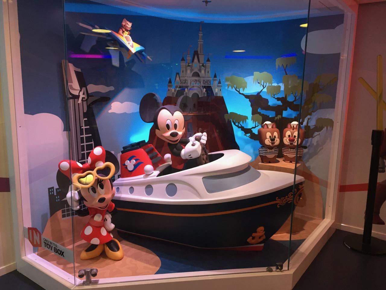 Oceaneer Club Disney Infinity
