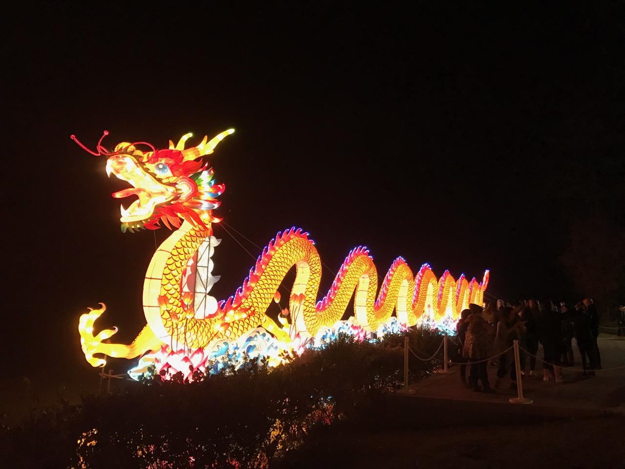 Chinese Lantern Festival Cary, NC