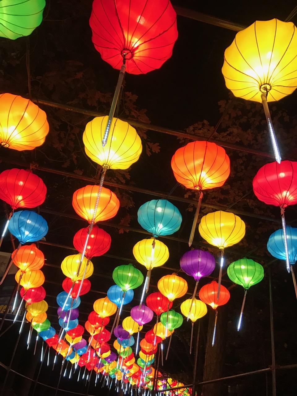 Chinese Lantern Festival Cary, NC