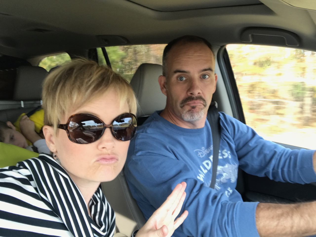 Rockin\' Out on our Road Trip