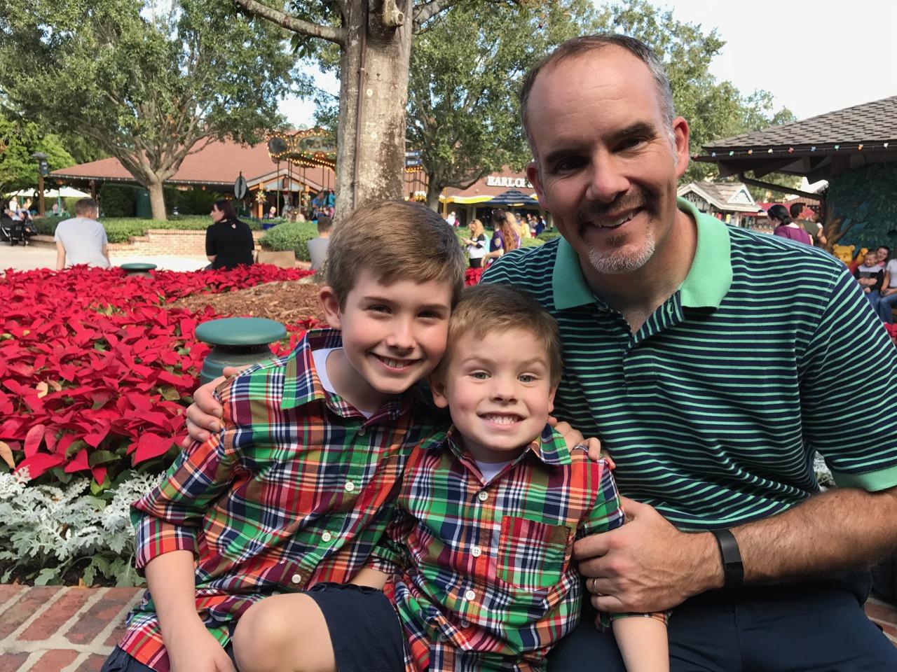 Disney Springs Christmas 2016 Fun