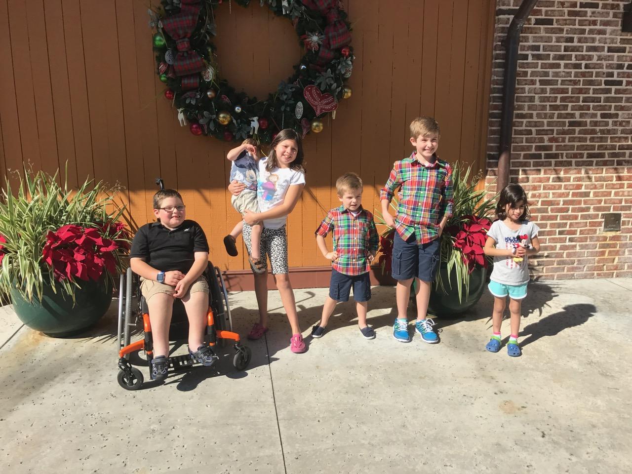 Disney Springs Christmas 2016