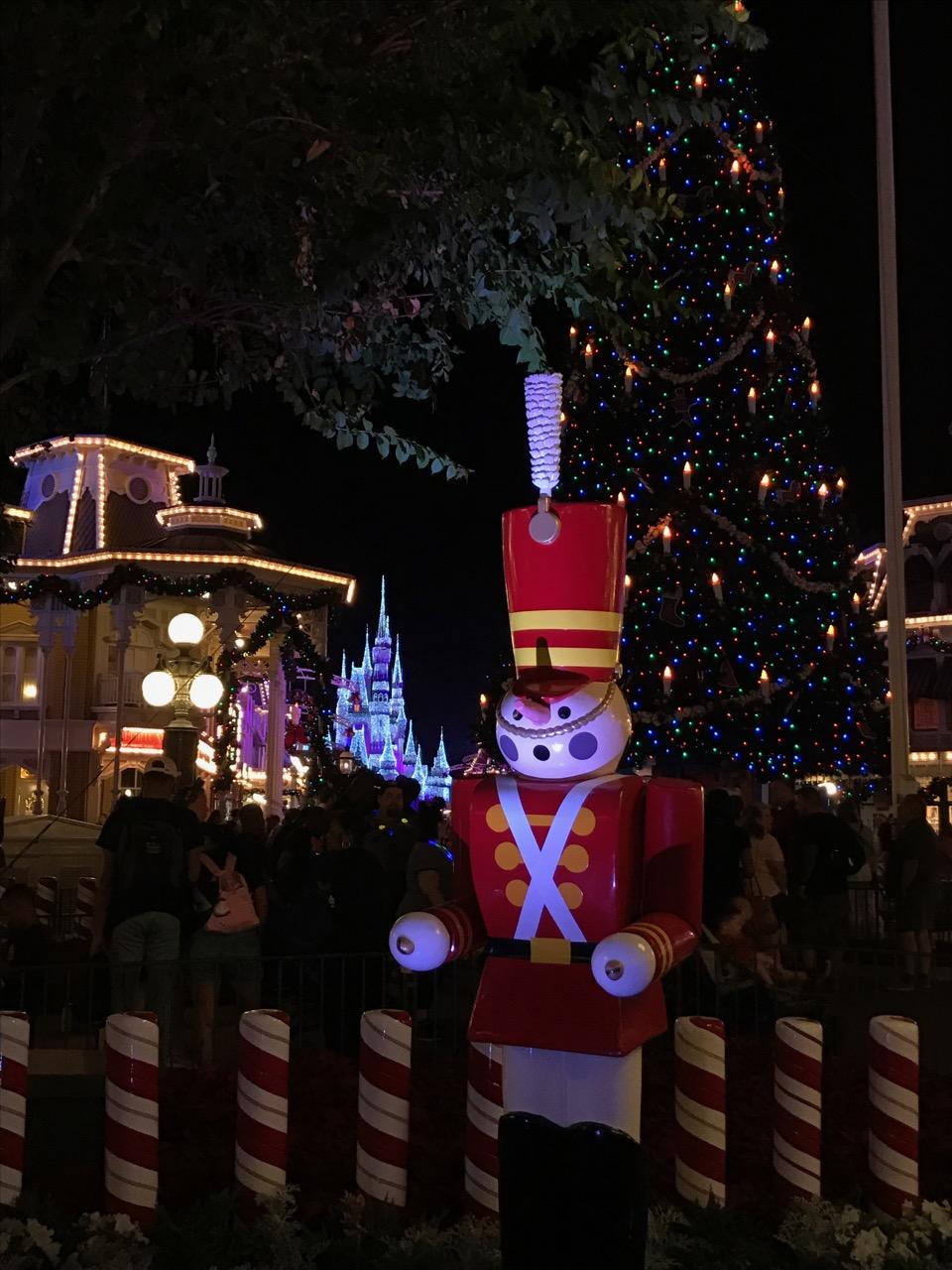 Magic Kingdom Christmas 2016 Toy Soilder