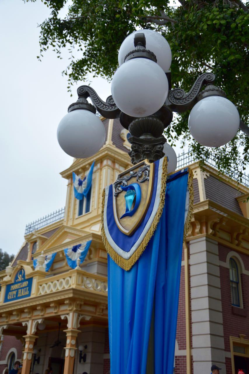 Disneyland Diamond Celebration Disneyland Park