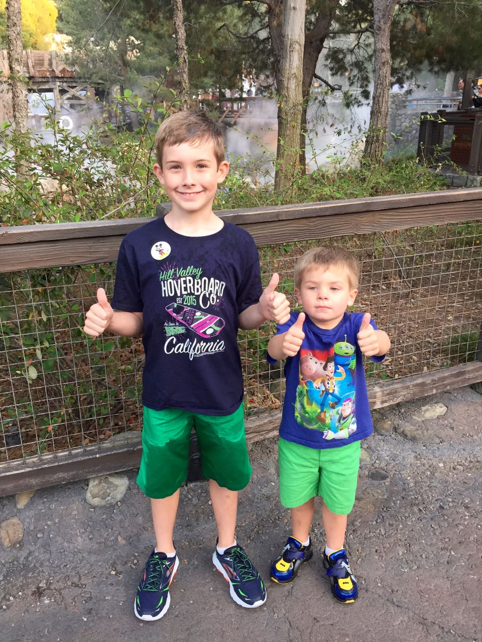 Grizzly River Rapids Disney's California Adventure