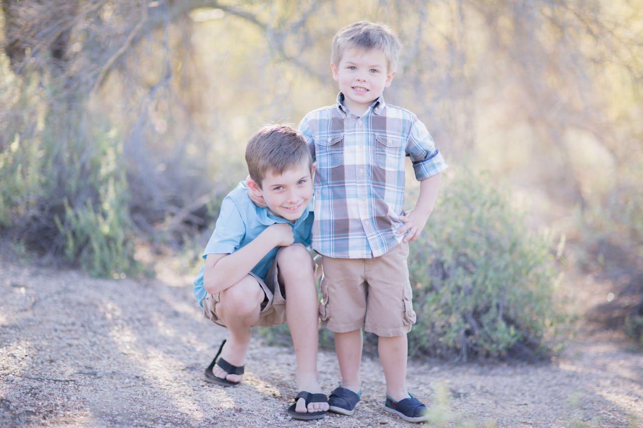 Blue Stitch Photography Family Photos Scottsdale AZ