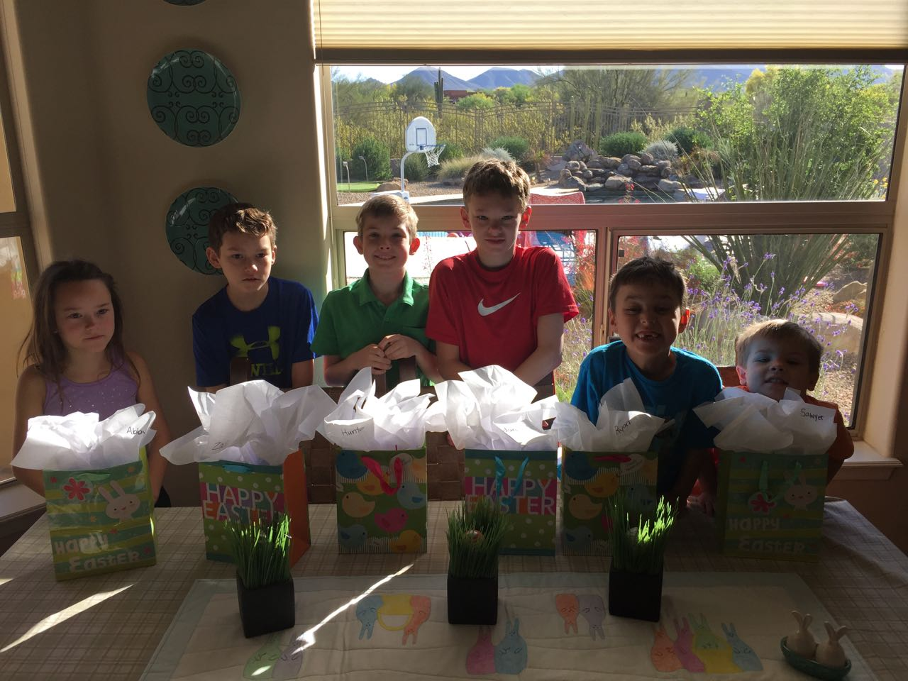 Easter Sunday in Scottsdale AZ