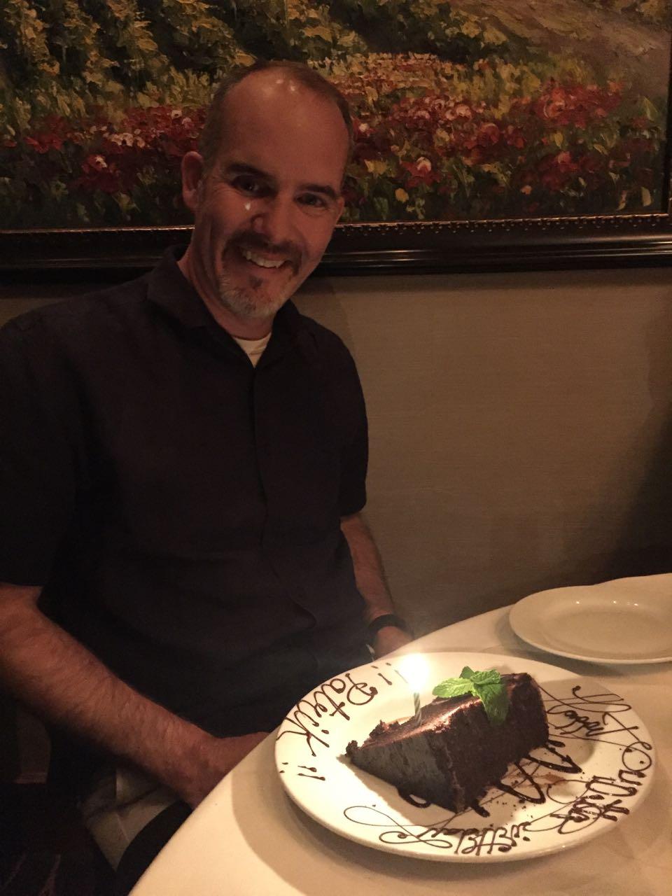 Mastro's Steakhouse Birthday Scottsdale AZ