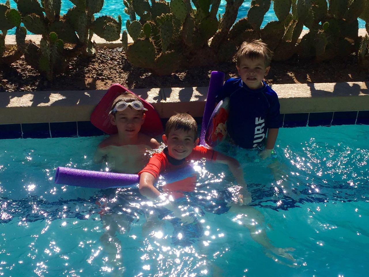 Scottsdale AZ Pool Time
