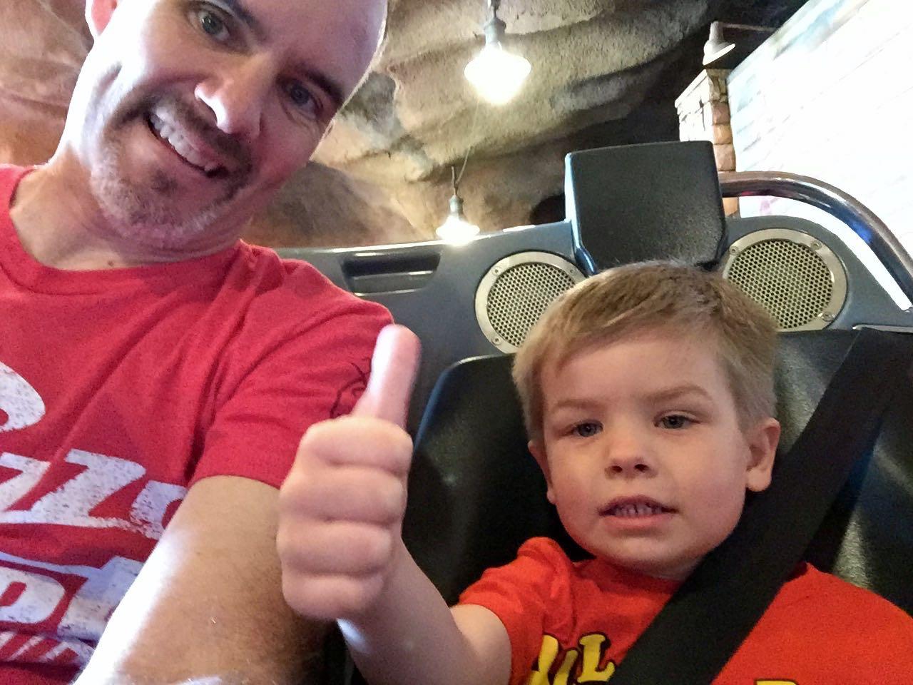 Radiator Springs Racers Disney\'s California Adventure