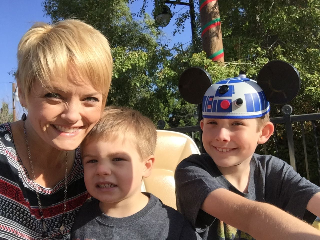 Disney\'s California Adventure Park Luigi\'s Rollickin Roadsters