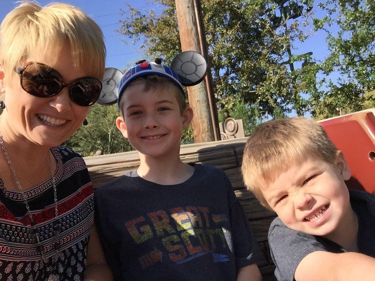 Disney\'s California Adventure Park Mater\'s Junkyard Jamboree