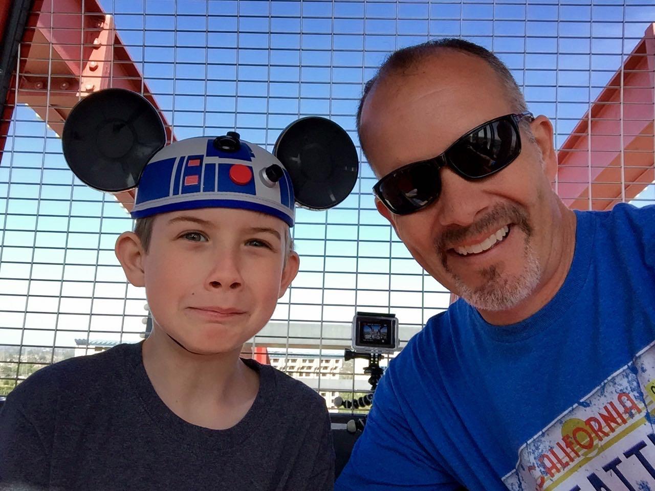 Disney\'s California Adventure Park Mickey\'s Fun Wheel