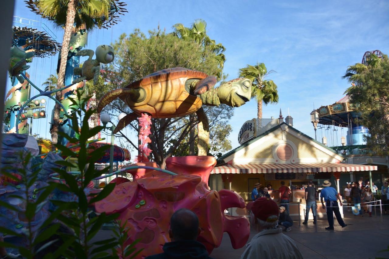 Pixar Play Parade Disney's California Adventure Park