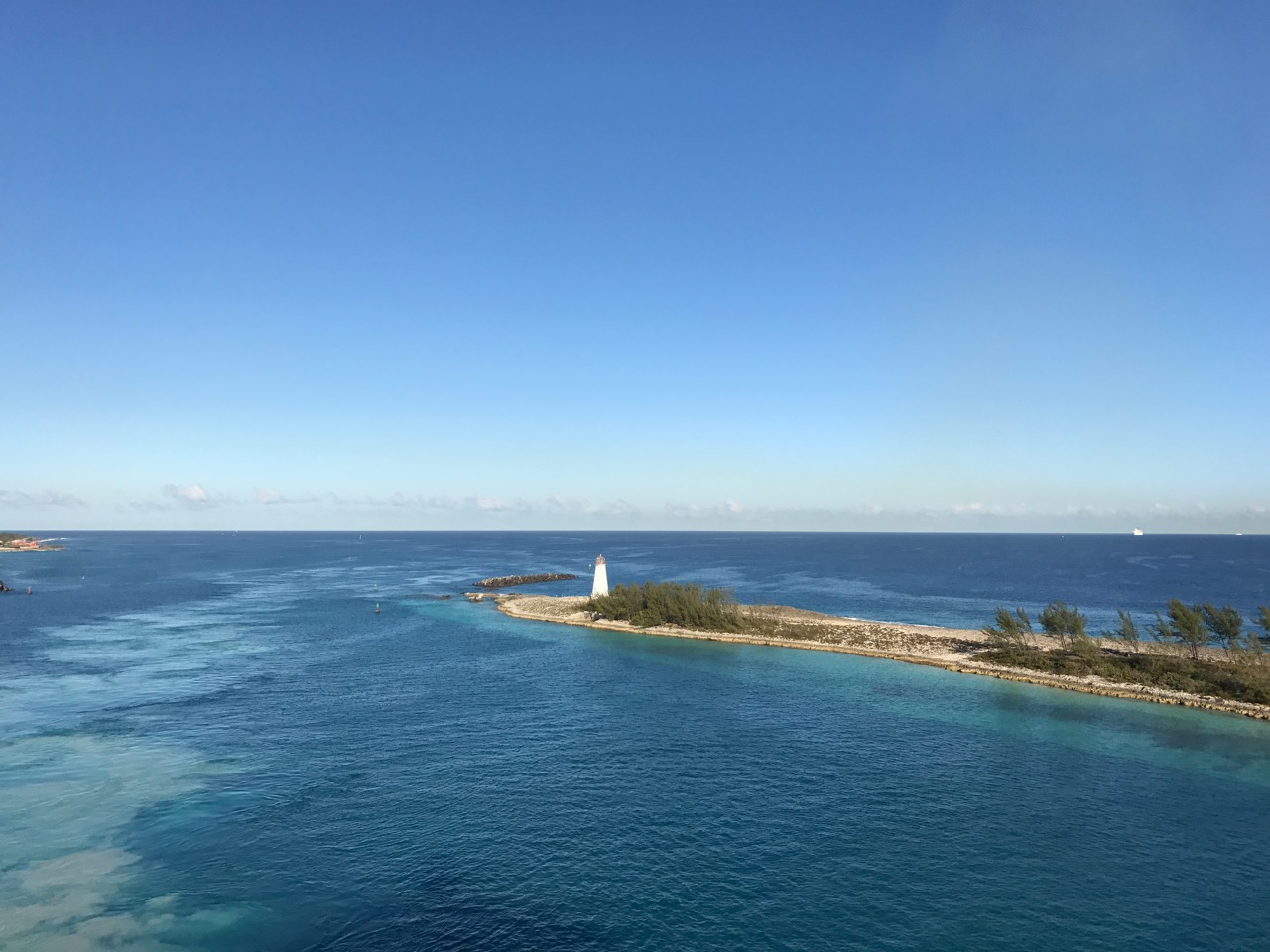 Disney Dream Nassau Lighthouse