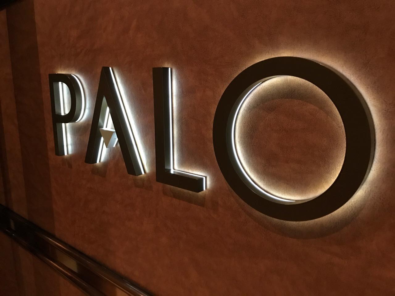 Disney Dream Palo Sign