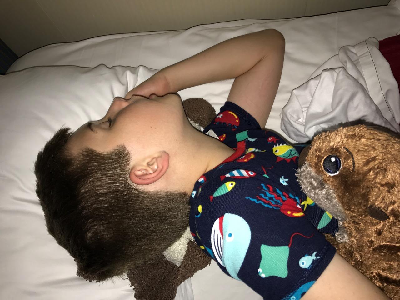 Disney Dream Bedtime