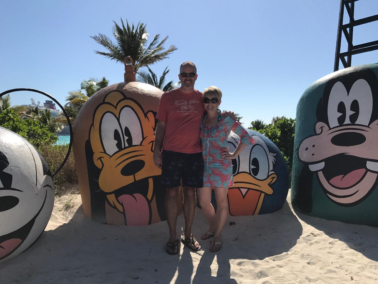 Disney Dream Castaway Cay Mount Rustmore