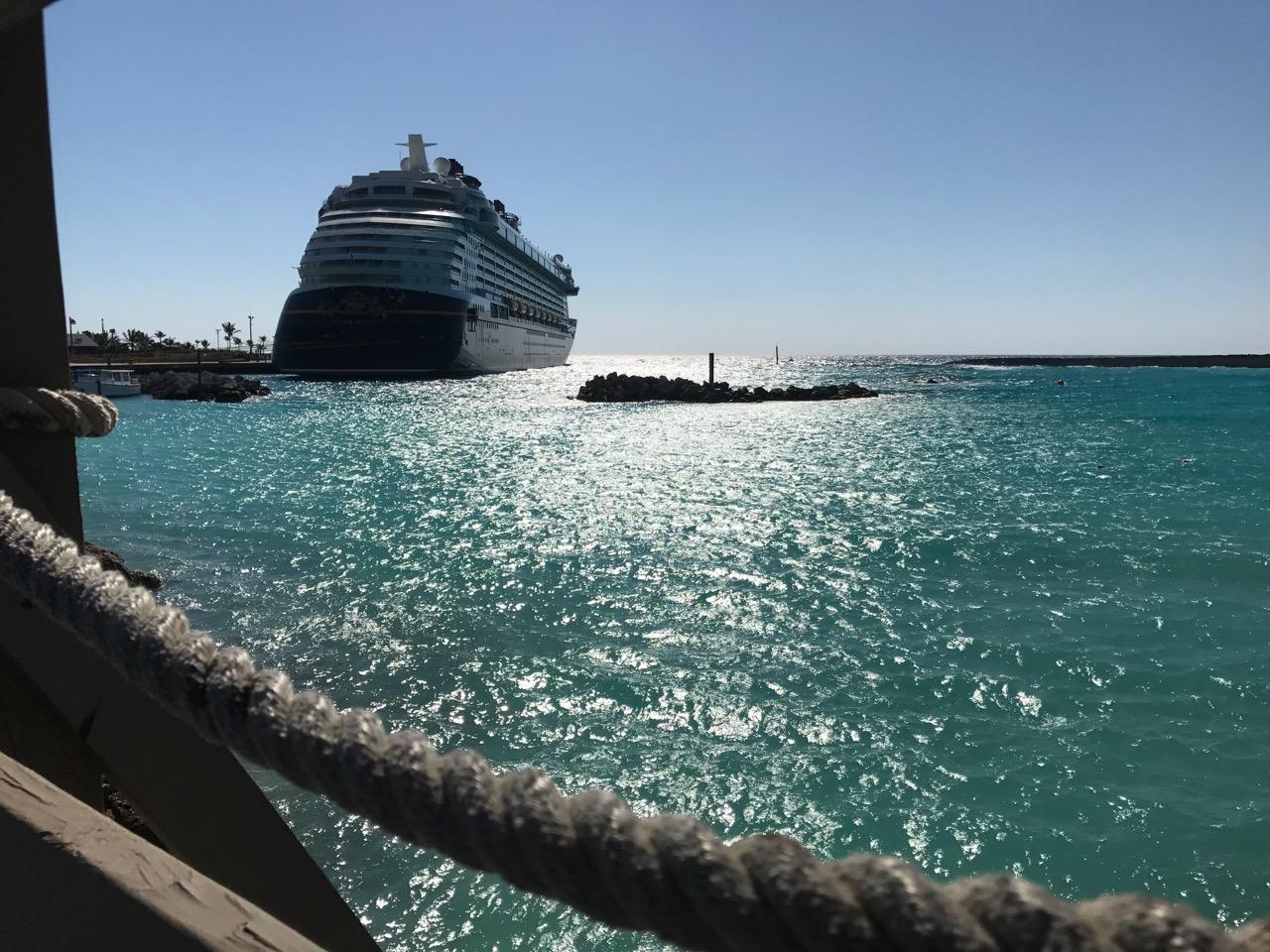 Disney Dream Castaway Cay Ship