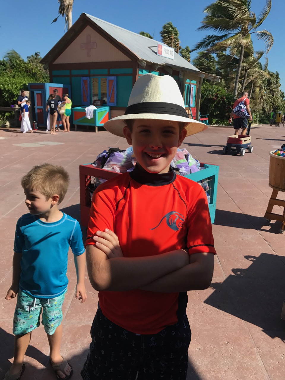 Disney Dream Castaway Cay Shopping