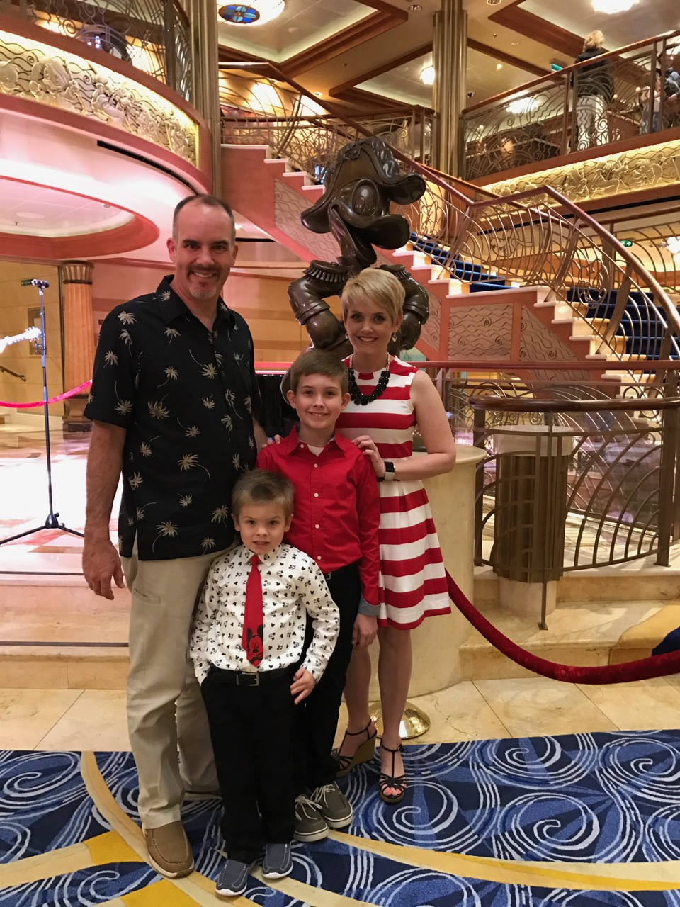 Disney Dream Dinner Dress Up