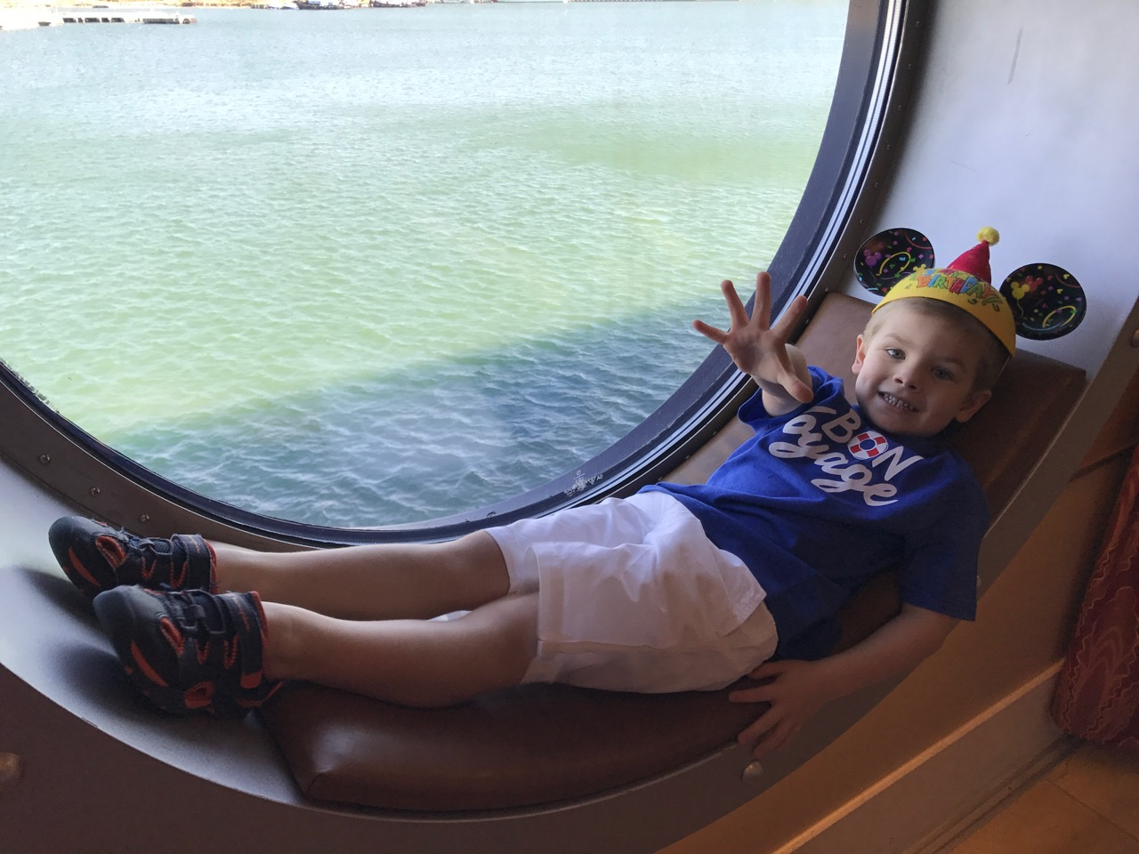 Disney Dream Porthole Picture