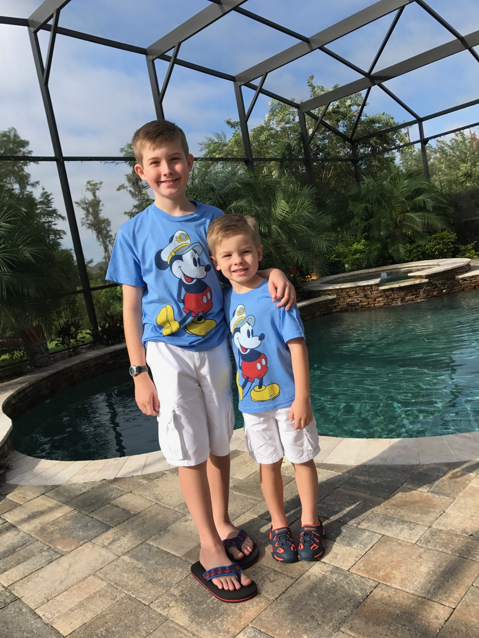 Boys Before Disney Fantasy Sailaway