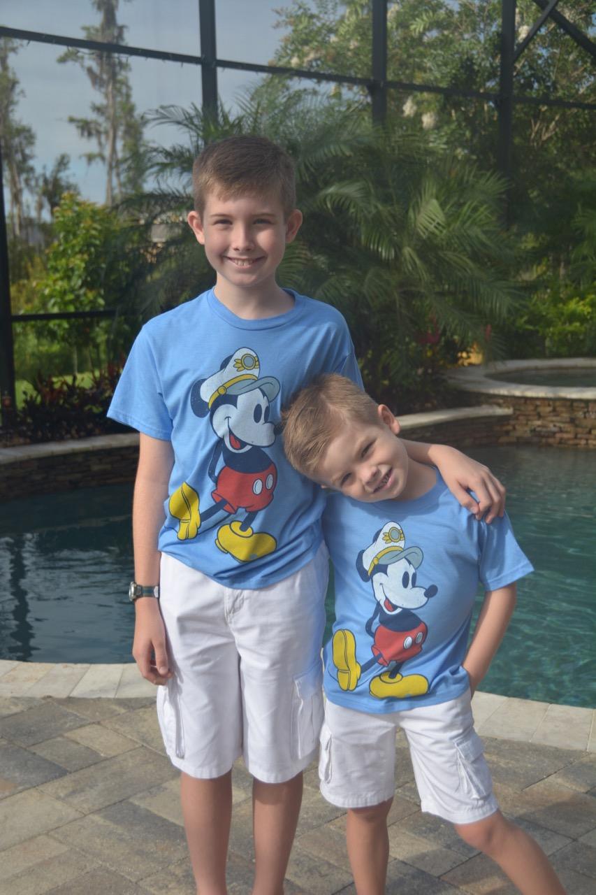 Disney Fantasy Bound Mickey Shirts