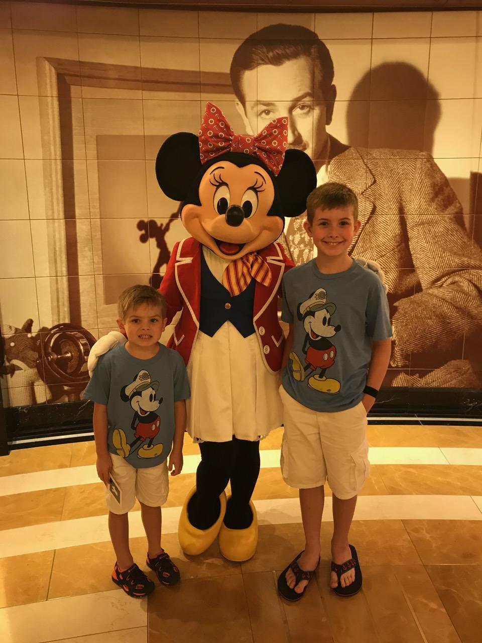 Disney Fantasy Minnie Mouse
