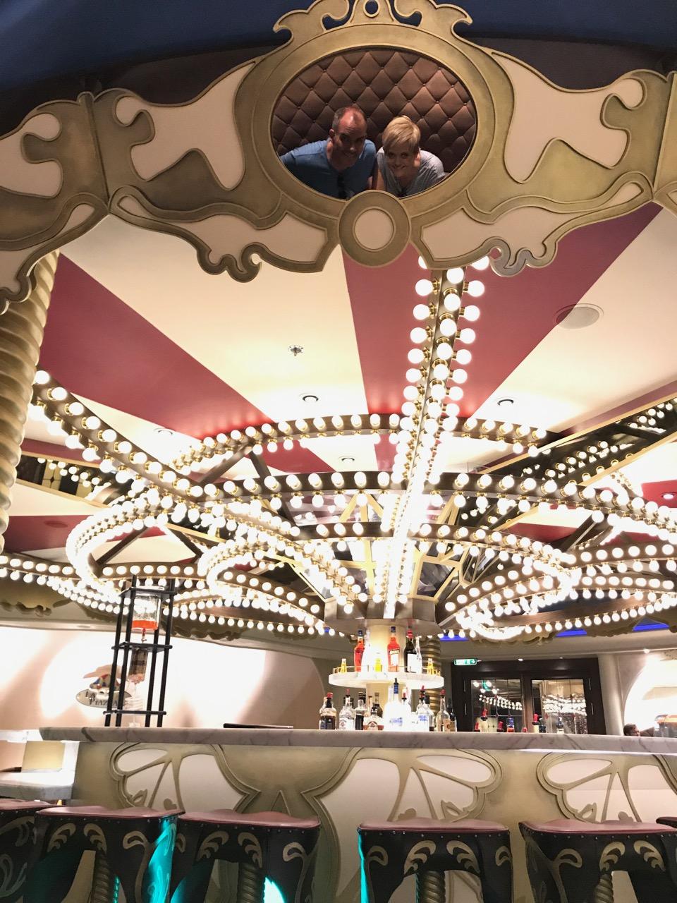 Disney Fantasy Deck Four La Piazza