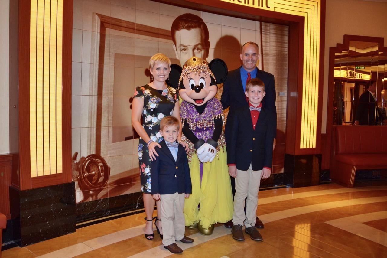 Disney Fantasy Minnie Photo